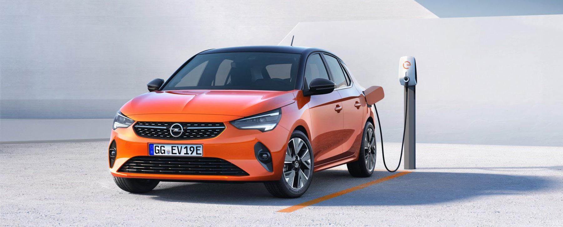 El nuevo Opel Corsa es un eléctrico con 330 kilómetros de autonomía